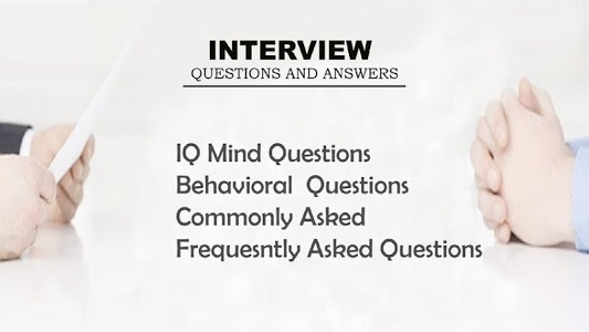screenshot of Interview Question and Answers 2020 version 9.1