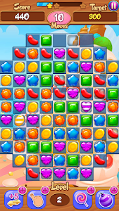 screenshot of Jelly Candy version 6
