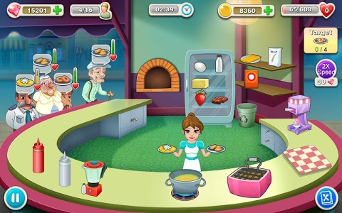 screenshot of Kitchen Story : Cooking Game version 10.2