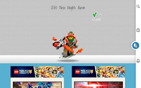 screenshot of LEGO® Life - Your no. 1 community for LEGO kids version 1.6.1