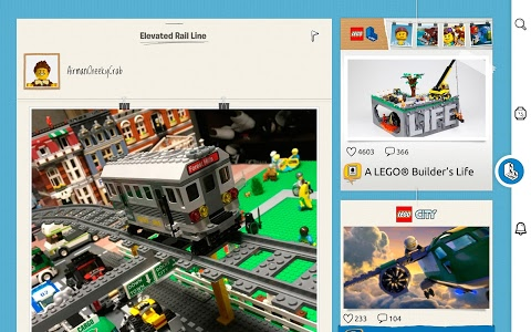 screenshot of LEGO® Life version 1.1.0