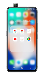 screenshot of Launcher iOS 13 version Varies with device