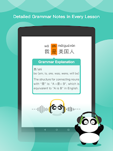 screenshot of Learn Chinese & Learn Mandarin Free version Varies with device