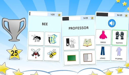screenshot of Learn English free for beginners: kids & adults version 4.2