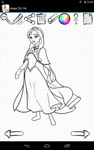 screenshot of Learn to Draw Olaf Frozen version 1.03
