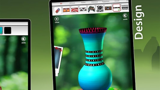 screenshot of Let's Create! Pottery version 1.63