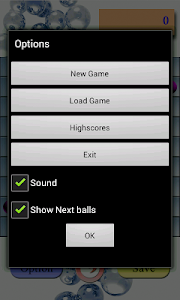 screenshot of Lines Deluxe - Color Ball version 2.8.21