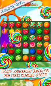 screenshot of Lollipops 3 version 1.8