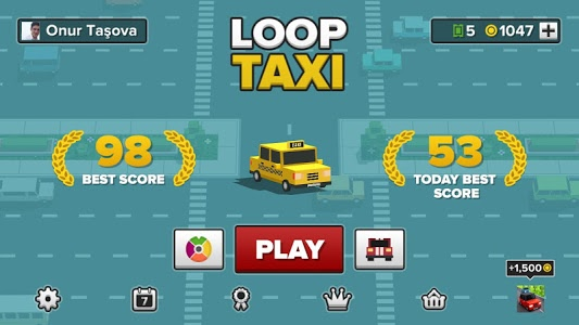 screenshot of Loop Taxi version Varies with device