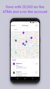 screenshot of Lyft Direct, powered by Payfare version 1.5.0