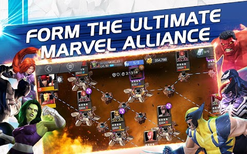 screenshot of MARVEL Contest of Champions version 22.1.1