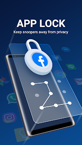 screenshot of MAX AppLock - Privacy guard, Applocker version 1.1.5