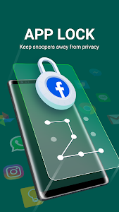 screenshot of MAX AppLock - Fingerprint Lock, Gallery Lock version 1.2.9