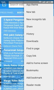 screenshot of Bokep Browser - Tanpa Vpn version 13.0