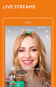 screenshot of Mamba - Online Dating App: Find 1000s of Single version 3.117.0 (8208_700ae31c)
