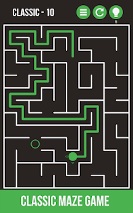 screenshot of Mazes & More version 1.21