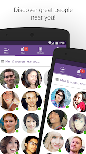 screenshot of MeetMe: Chat & Meet New People version 12.13.1.1370