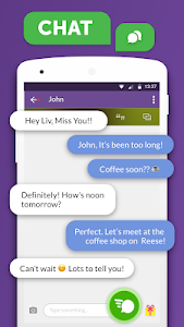 screenshot of MeetMe: Chat & Meet New People version 13.9.0.1705