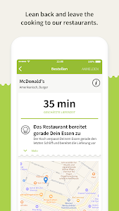 screenshot of Mjam.at - Order Food version Varies with device