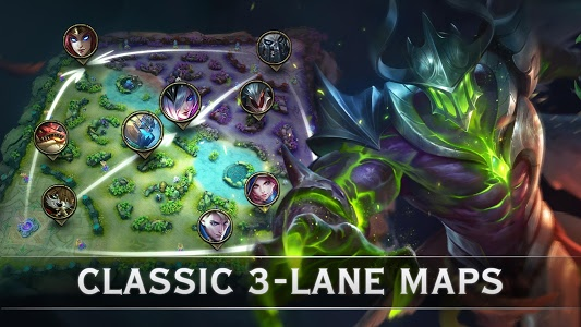 screenshot of Mobile Legends: Bang Bang version 1.3.61.3802