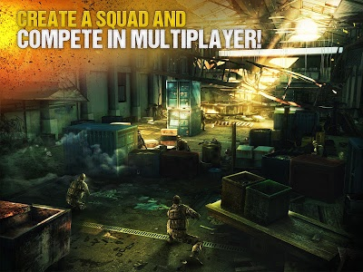 screenshot of Modern Combat 5: eSports FPS version 3.3.1b