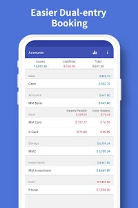screenshot of Money Manager Expense & Budget version 4.3.7 FO