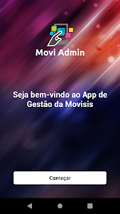 screenshot of Movi Admin version 1.87