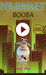 screenshot of Mr Booba - Bullet Shooter version 2.3.5
