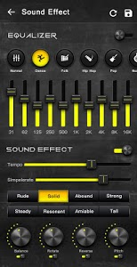 screenshot of Music Player - Audio Player with Best Sound Effect version 1.0.4