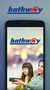 screenshot of My Hathway version 2.1.5