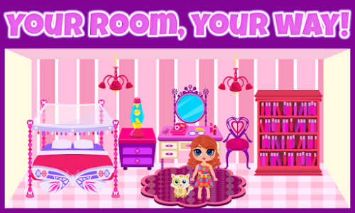 screenshot of My Own Family Doll House Game version 2.3