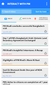 screenshot of Narendra Modi version 2.0.2