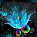 Download Neon Flowers Live Wallpaper 4.0 APK
