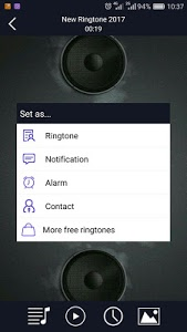 screenshot of New Ringtones 2019 ~ 2020 version 1.2