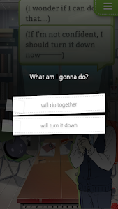 screenshot of Normal Me and Abnormal Friends [Visual Novel] version 1.0.3