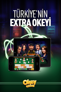 screenshot of Okey Extra - Rummy version 1.6.1