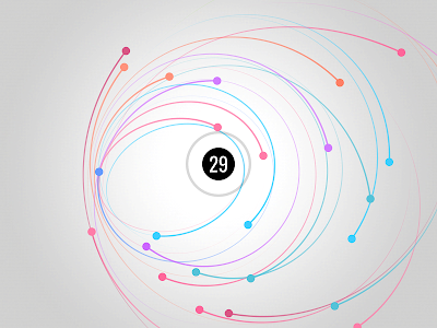 screenshot of Orbit - Playing with Gravity version 2.1.0