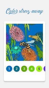 screenshot of Paint By Number - Free Coloring Book & Puzzle Game version 1.0.4