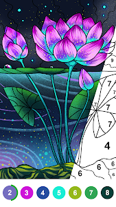 screenshot of Paint By Number - Free Coloring Book & Puzzle Game version 1.16.7