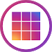 Download PhotoSplit - Photo Grid Maker for Instagram 2.9.12 APK