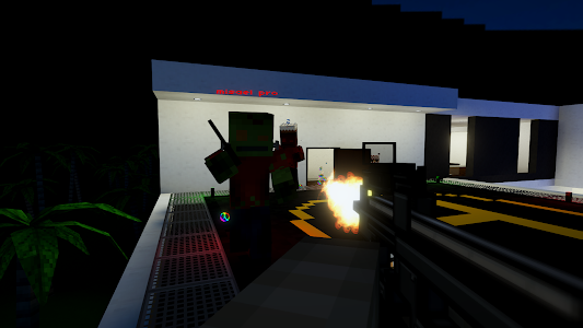 screenshot of Pixel Strike 3D version 6.3.0