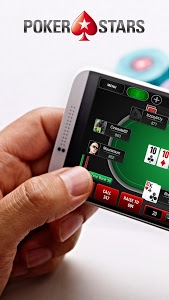 screenshot of PokerStars: Free Poker Games with Texas Holdem version 1.101.2