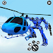 Download Police Helicopter Robot Transformation 1.0.3 APK