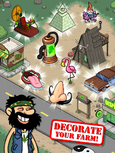 screenshot of Bud Farm: Grass Roots version 1.27.7