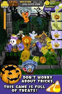 screenshot of Prize Claw Seasons version 1.3