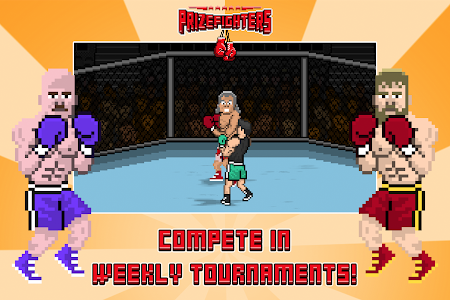 screenshot of Prizefighters version 2.7.1