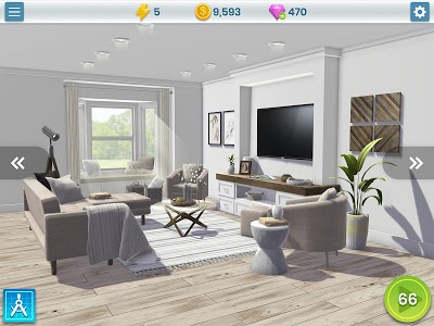 screenshot of Property Brothers Home Design version 1.5.9g