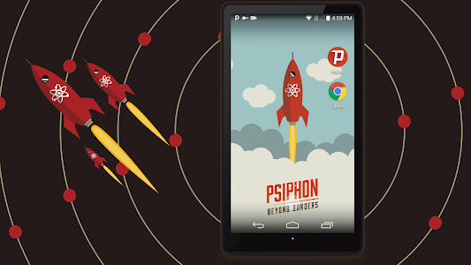 screenshot of Psiphon Pro - The Internet Freedom VPN version 258
