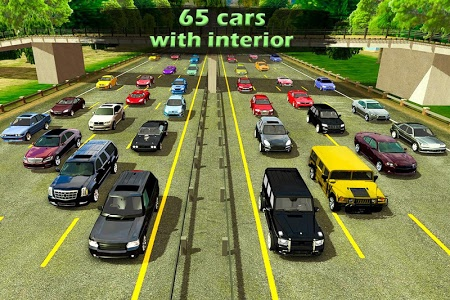 screenshot of Real Car Parking 3D version Varies with device