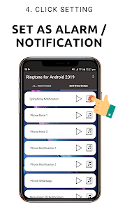 screenshot of Ringtone for Android™ 2020 version 1.0.9.1